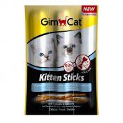 GimCat Kitten Sticks Kalkoen & Calcium Kat 3st.