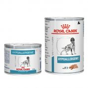 Royal Canin Veterinary Diet Hypoallergenic Hond Blik