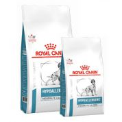Royal Canin Veterinary Diet Hypoallergenic Moderate Calorie Hond