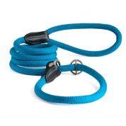 Hunter Retrieverlijn Met Stop Freestyle Turquoise 8 Mmx170 Cm