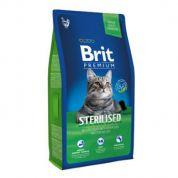 Brit Premium Sterilized Kat 8kg