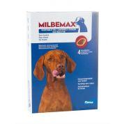 Milbemax kauwtablet Grote Hond 4 st.