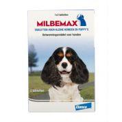 Milbemax Puppy / Kleine hond 2st.