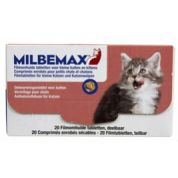 Milbemax Kittens / Kleine Kat 2st.
