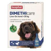 Beaphar Dimethicare Line-On Hond 6 pip (> 30kg)