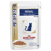 Royal Canin Veterinary Diet Renal Kip Kat 12x85gr