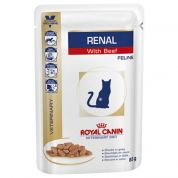 Royal Canin Veterinary Diet Renal Rund Kat 12x85gr