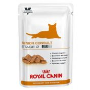 Royal Canin Veterinary Care Nutrition Senior Consult Stage 2 Balance Kat 12x100gr