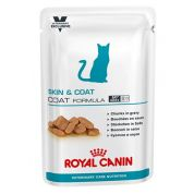 Royal Canin Veterinary Care Nutrition Skin & Coat Kat 12x85gr