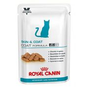 Royal Canin Veterinary Care Nutrition Skin & Coat Kat 12x100gr