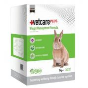 Supreme VetCarePlus Weight Management Formula Konijn 1kg