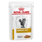 Royal Canin Veterinary Diet Urinary S/O Morsels in Gravy Kat 12x85gr