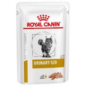 Royal Canin Veterinary Diet Urinary S/O Loaf Kat 12x85gr