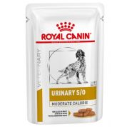 Royal Canin Veterinary Diet Urinary S/O Moderate Calorie Hond 12x100gr