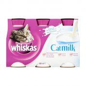 Whiskas Cat Milk 3-pack Kat 3x200ml