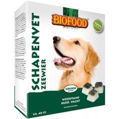 Biofood Schapenvet Maxi Bonbons Zeewier 40st.
