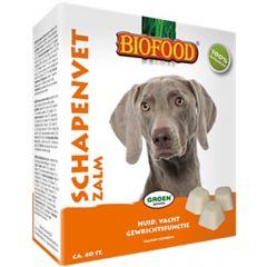 Biofood Schapenvet Maxi Bonbons Zalm 40st.