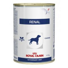 Royal Canin Veterinary Diet Hond Renal Blik 12x410gr