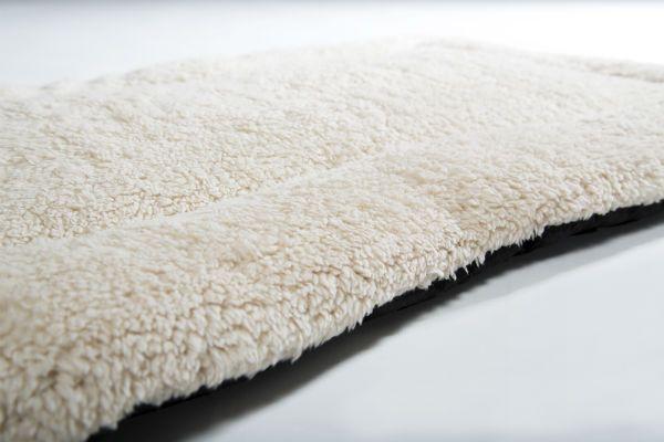 Bench Met Kussen : Sheep bench cushion l: 88x55cm