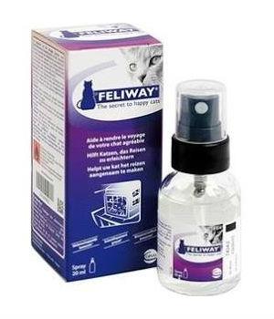 Feliway Spray voor de kat 20 ml