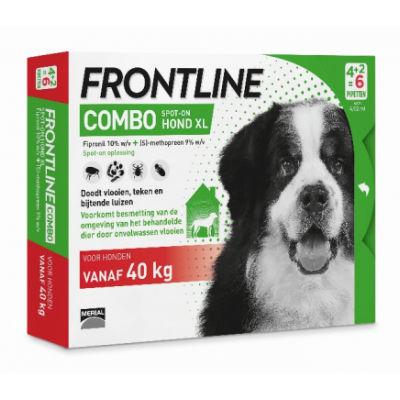 Frontline Hond Combo XL