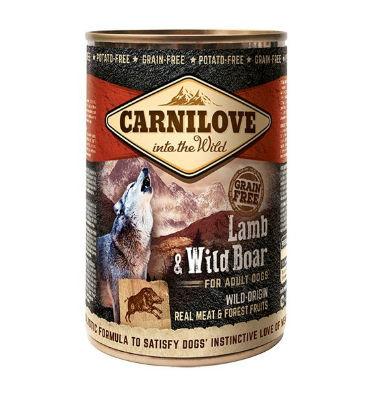 Carnilove Lam & Wild zwijn