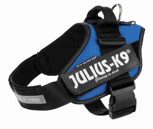 Afbeelding Julius K9 IDC Powerharnas Blauw door Discount4Pets