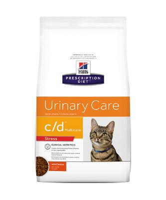 Hill's Prescription Diet Feline C/d Light Urine