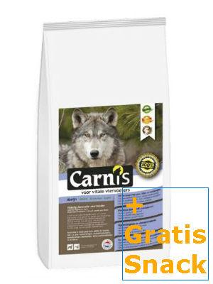 Carnis 100% Vleesworst Konijn