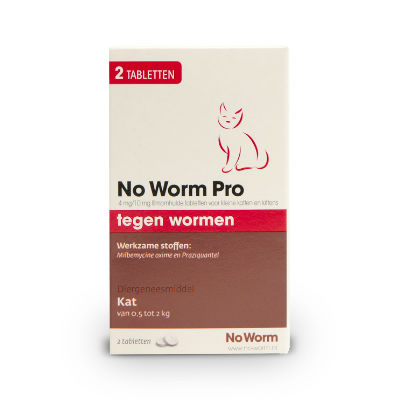 Exil No Worm Pro Kitten