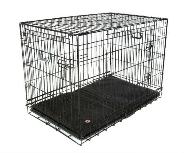 Hondenbench Premium Zwart XL