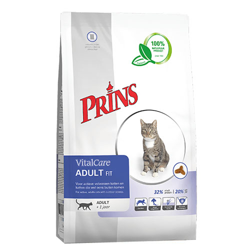 Prins VitalCare Adult kattenvoer 5 kg