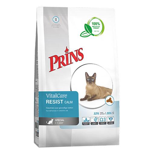 Prins VitalCare Resist kattenvoer 5 kg