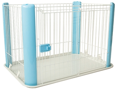 Puppyren Blauw