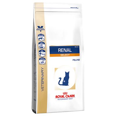 Royal Canin Veterinary Diet Renal Select Kat 4kg