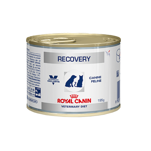 Royal Canin Veterinary Diet Recovery Hond/Kat 12x195gr
