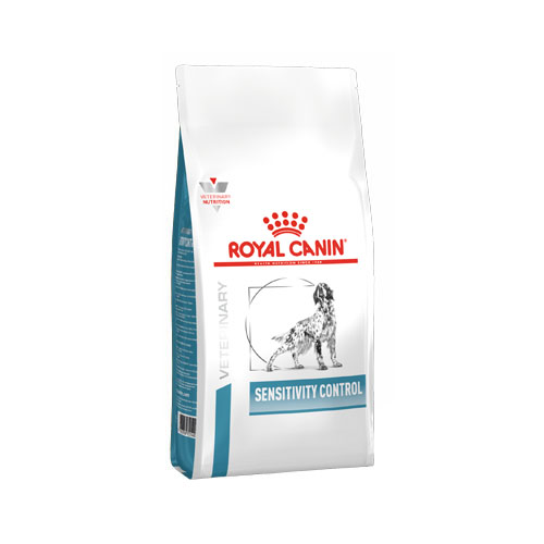 Afbeelding Royal Canin Veterinary Diet Sensitivity Control hondenvoer 7 kg