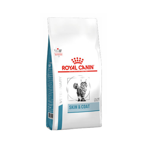 Royal Canin Veterinary Diet Skin & Coat Kat 3,5kg