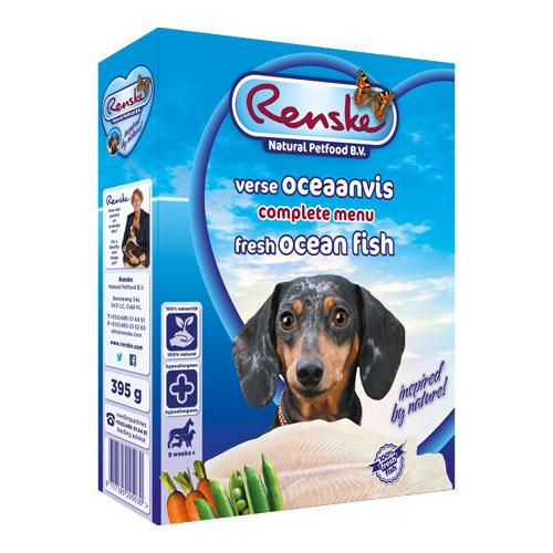 Renske Vers Verse Oceaanvis Hond 10x395gr