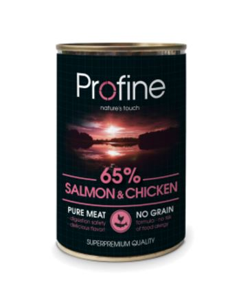 Profine Pure Meat Zalm & Kip
