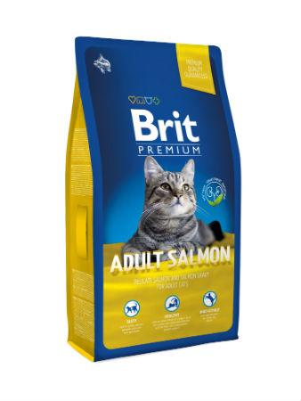 Brit Premium Kat Adult Zalm